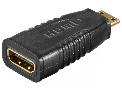 Adapter gniazdo HDMI - wtyk MINI HDMI
