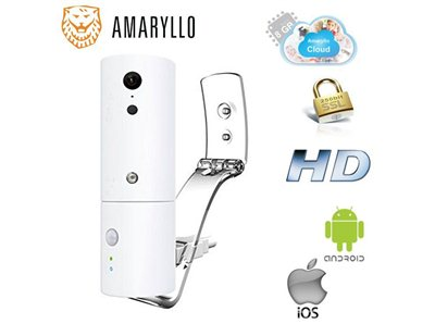 AMARYLLO KOOVA Face-Detect Auto-Tracking EasyCloud