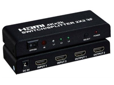 Matrix HDMI 22 Spacetronik HDSS2-2-V1.4