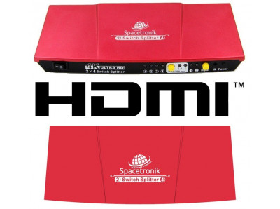 Matrix HDMI 24 Spacetronik SPH-M24HQ