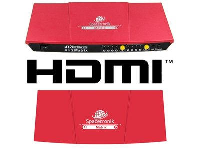 Matrix HDMI 42 Spacetronik SPH-M42HQ